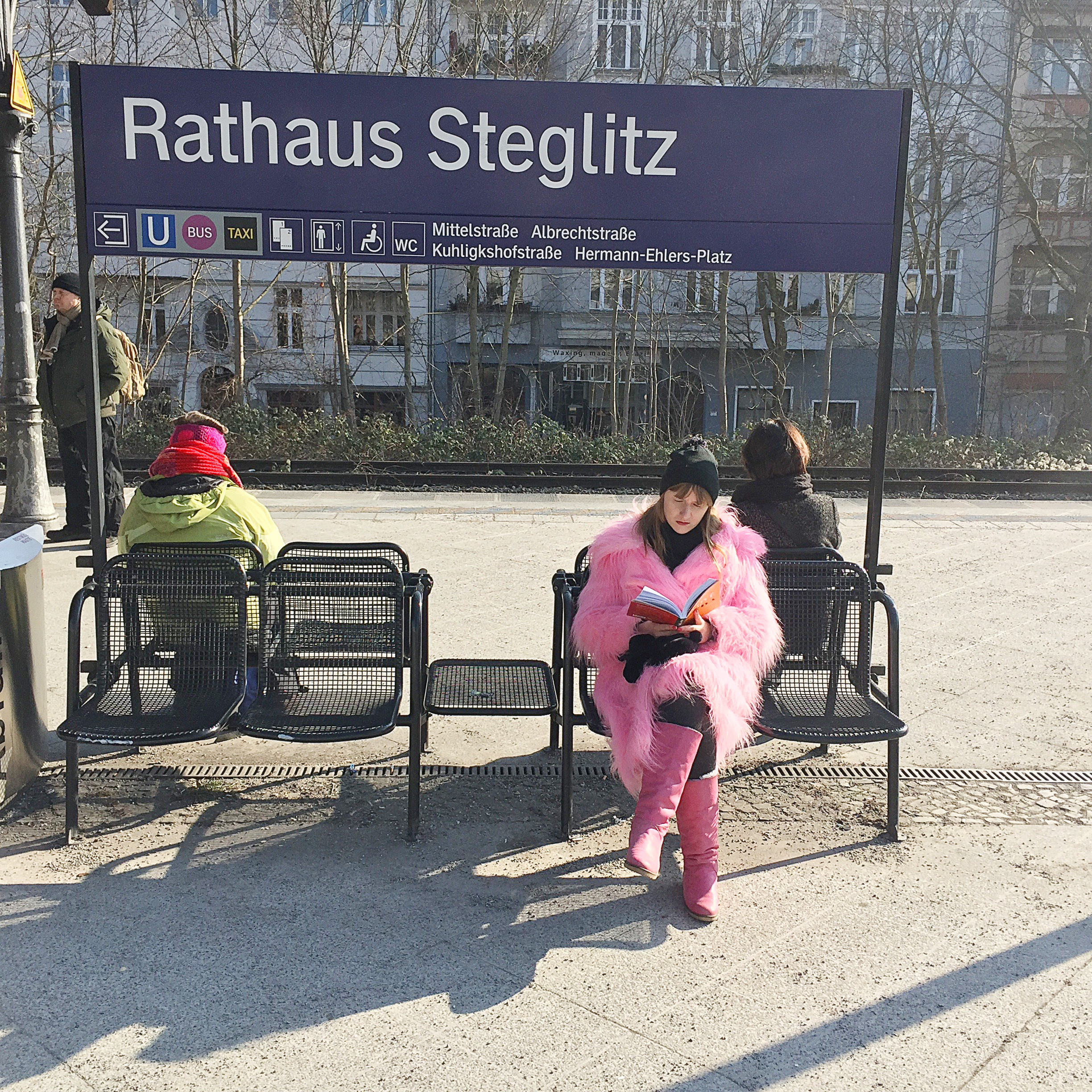 Our pink & fluffy trip to Berlin www.prettyugly.eu