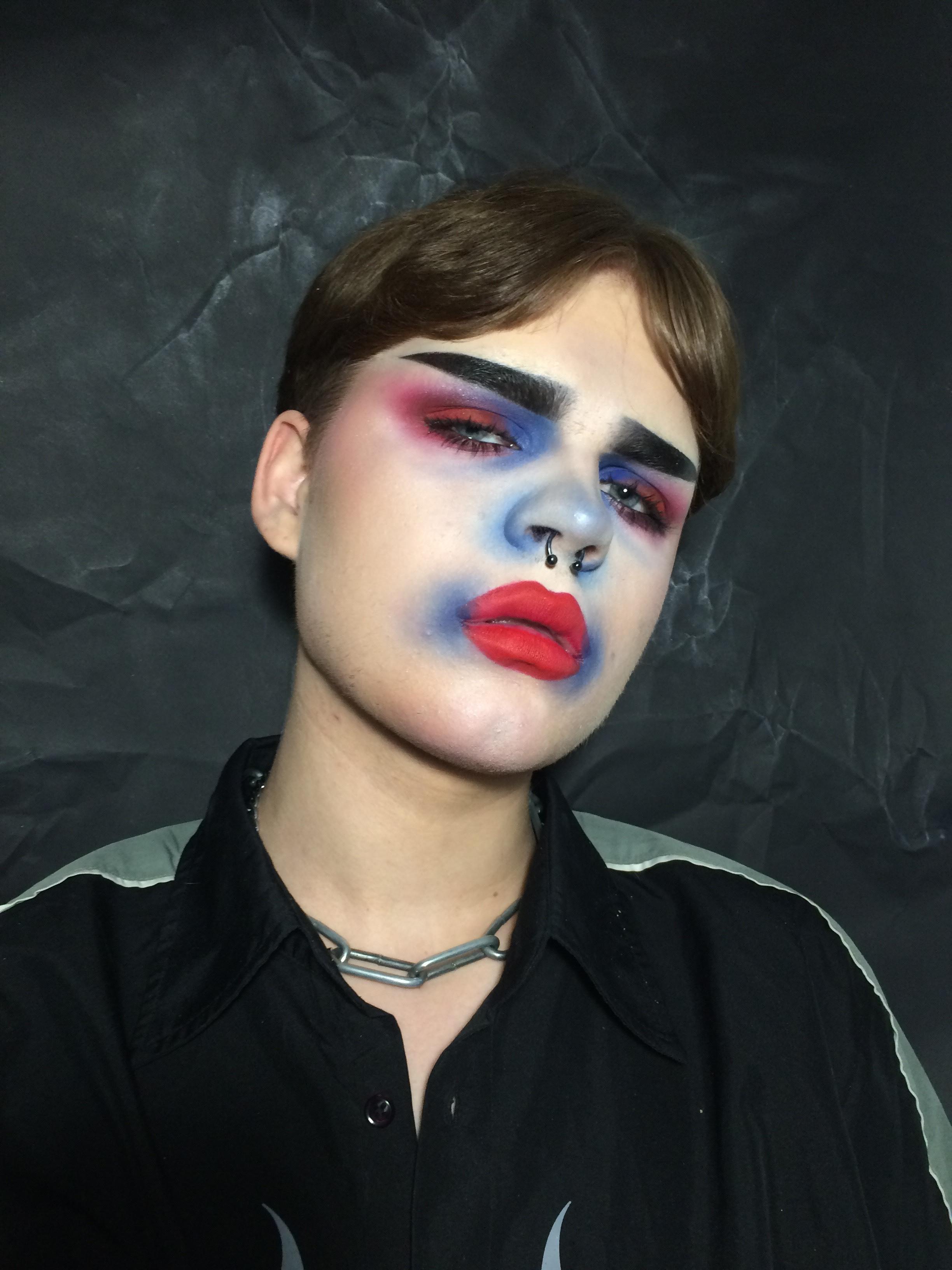 makeup experiments | prettyugly.eu