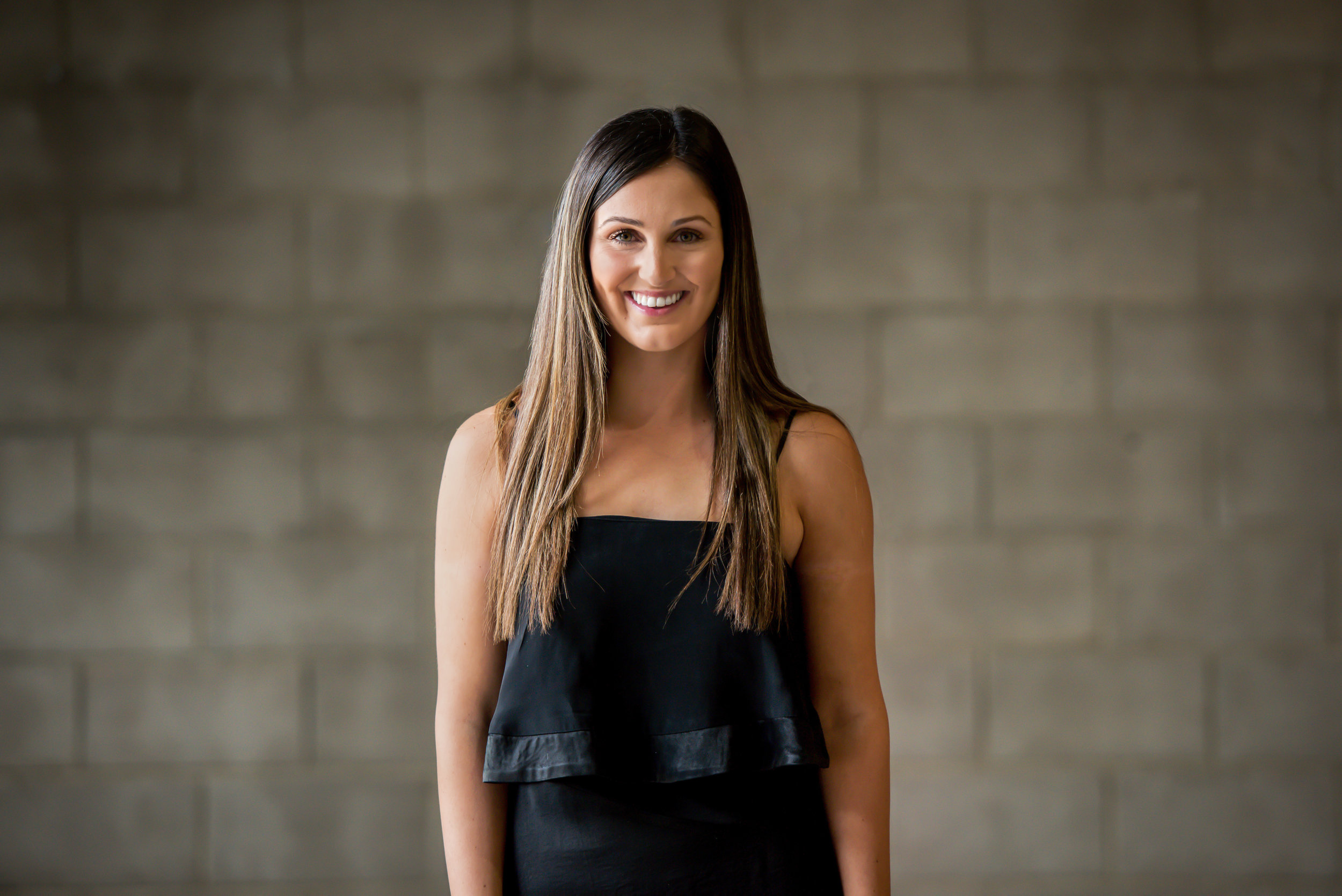 gabby sbrissa   senior property stylist  When I'm not styling up a storm, you'll find me: down at Henley Square with the girls, most likely with a mojito in my hand!  Something about me that people are always surprised to learn: I'm a good kick of the footy!