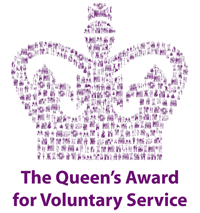 queens award winning volunteers