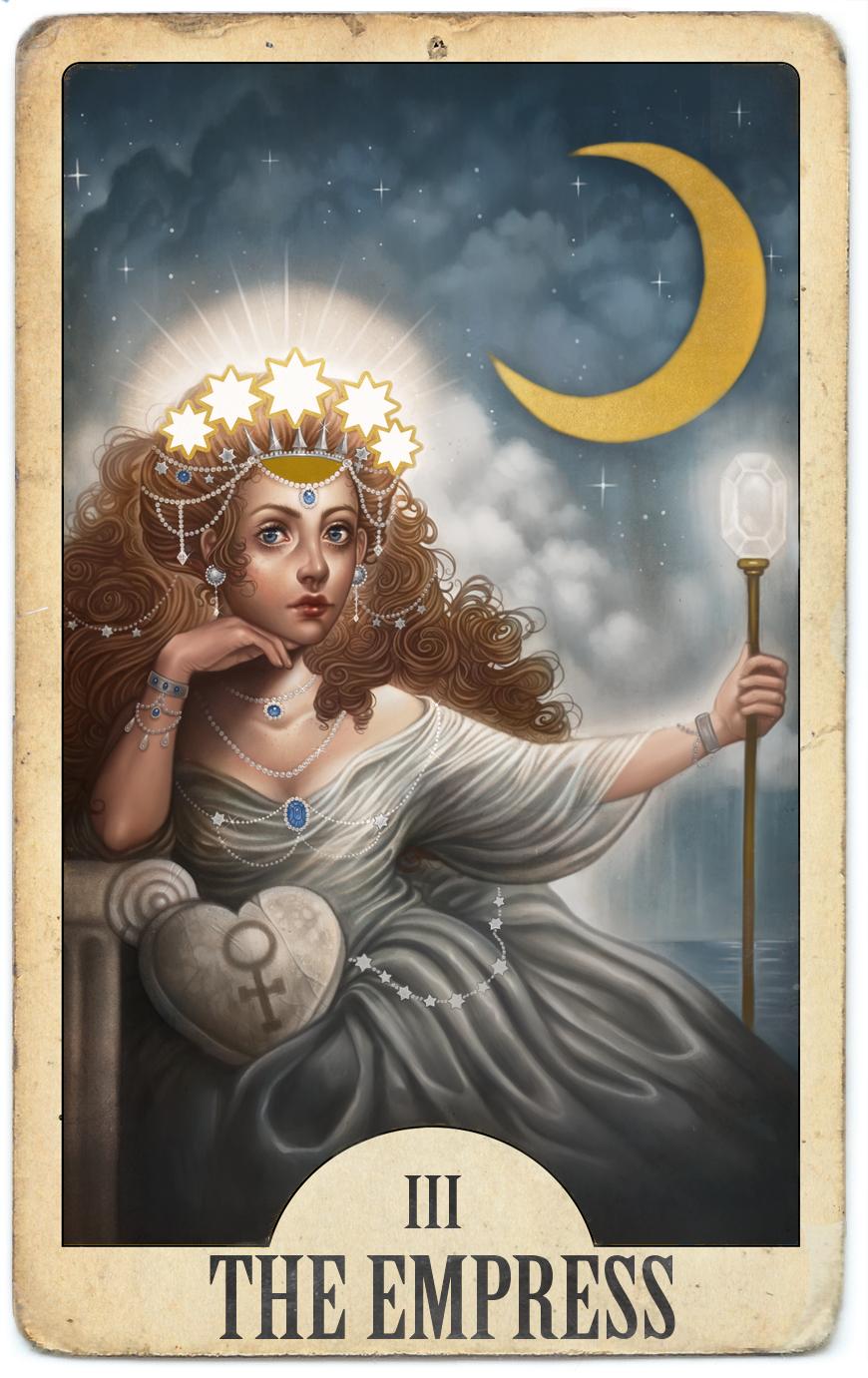 The Empress Tarot.png