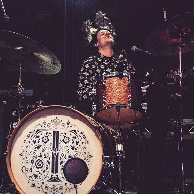 TTH/Mott The Hoople UK Tour 2019 Jack Taylor ———————— 📸 @ericduvetphotography ———————— #taxtheheat #drummer #drums #drum #drumkit #drumsticks #drumming #drummers #drumlife #drumstagram #instadrum #drummerlife #musician #musicianlife #livemusic #rockdrummer #rockmusic #rockband #zildjian #zildjiancymbals #vicfirth #vicfirthsticks #rockshow #rockout #musicphotography #musicdiscovery @zildjiancompany @vicfirth @remopercussion @modern_drummer @drumuniversity @drummag @drummersonlyuk