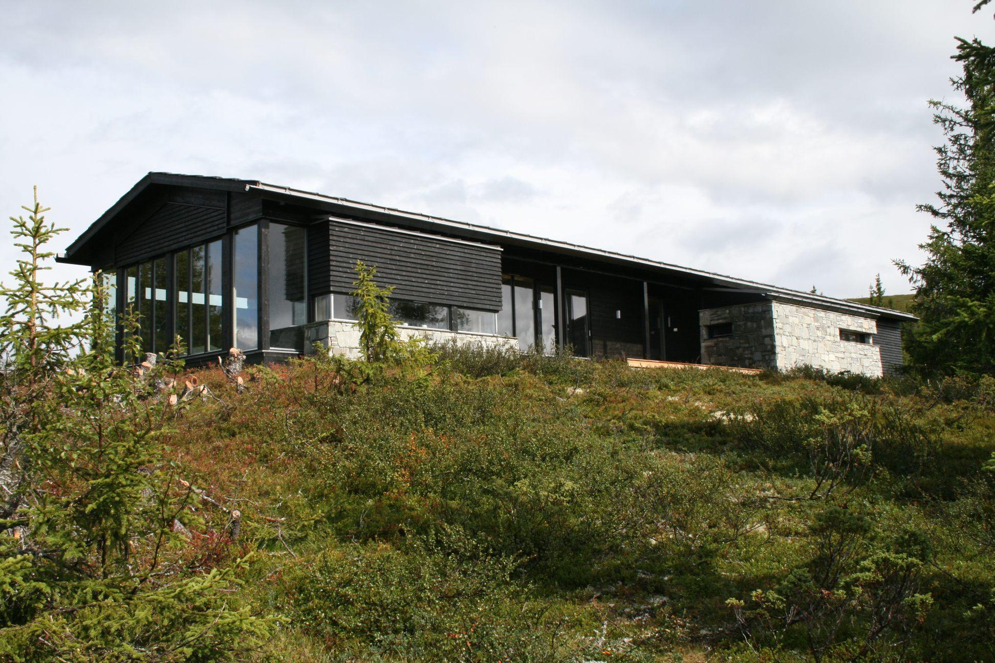 Arkitekt tegnet Hytte Fritidsbolig Kvitfjell 03_RAM arkitektur Lillehammer Oppland_06.jpg