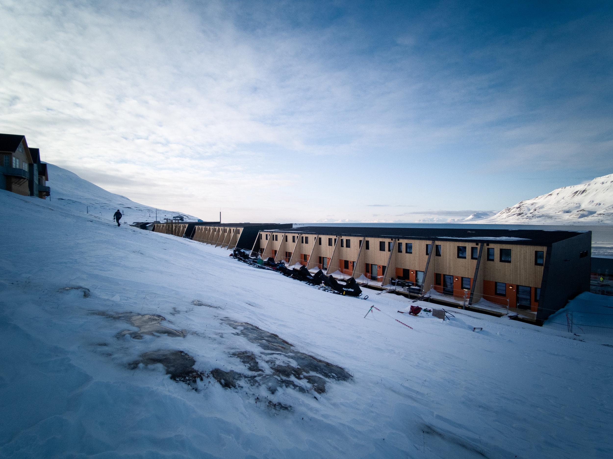 Boliger Longyearbyen, 2019