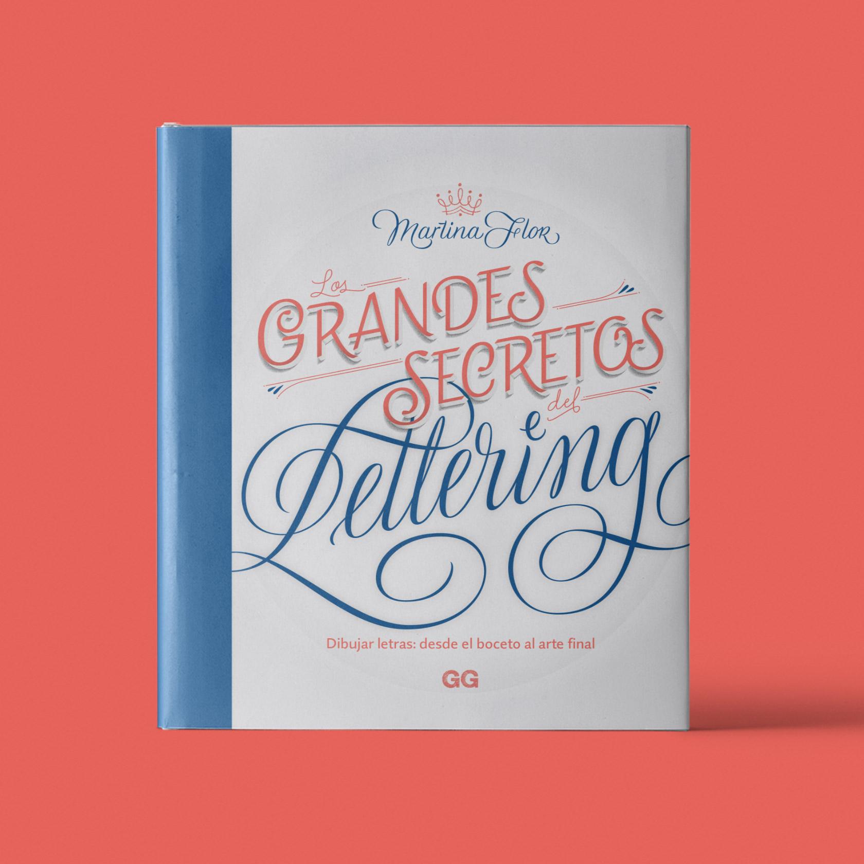Grandes Secretos del Lettering €24,90