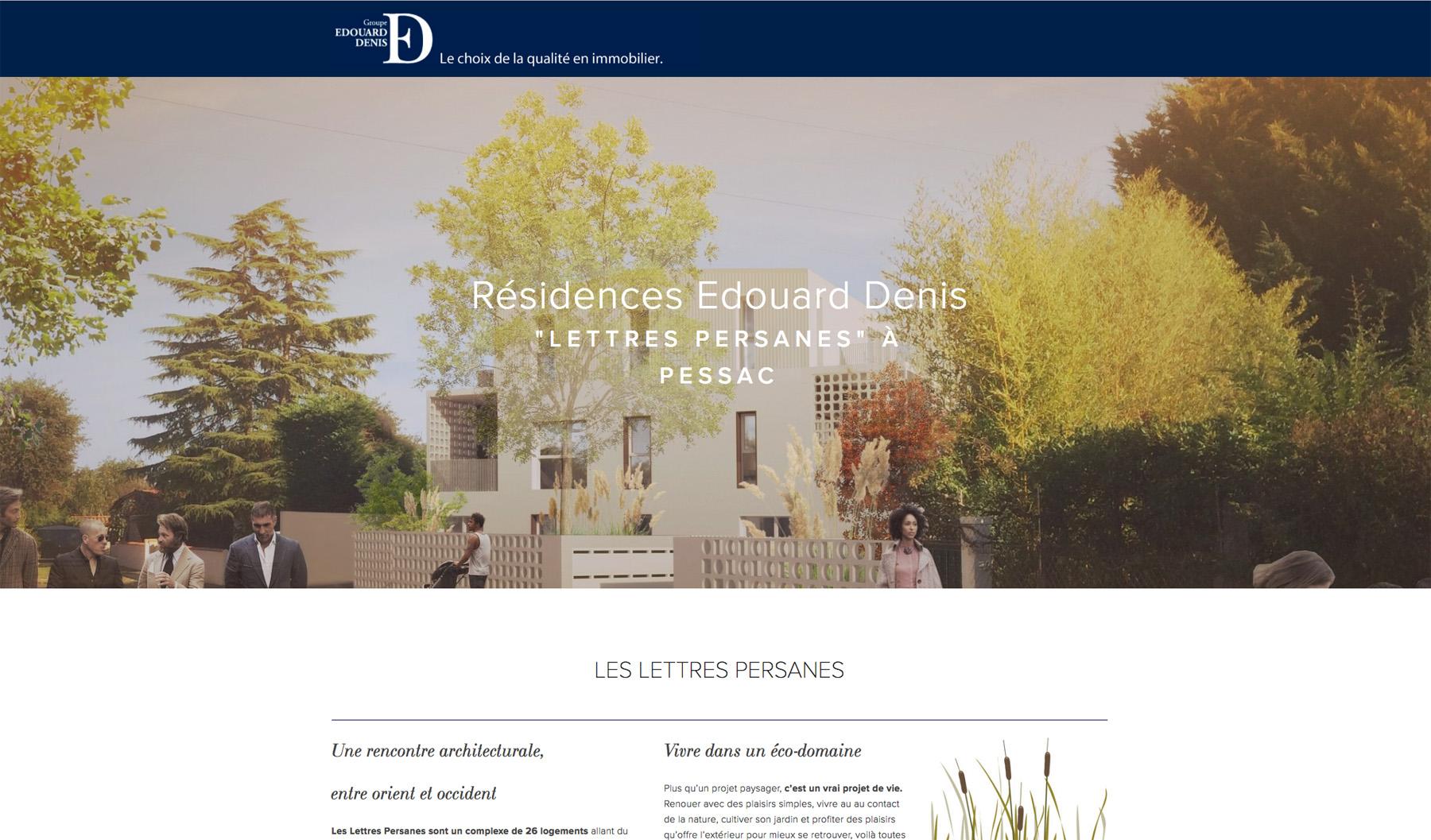 site lettres persanes