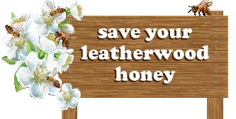 Save Your Leatherwood Honey