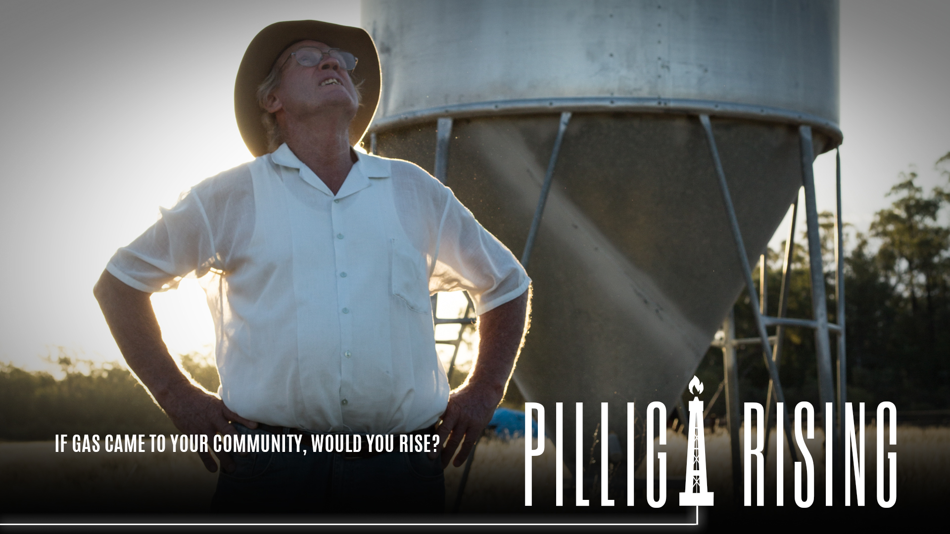 Pilliga Rising - If gas came to your community, would you rise?