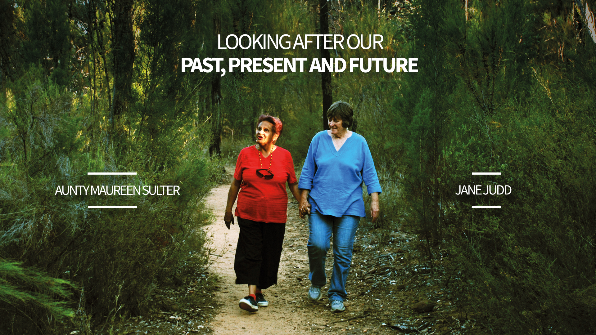 Looking After Our Past, Present and Future - The largest temperate woodland in eastern Australia