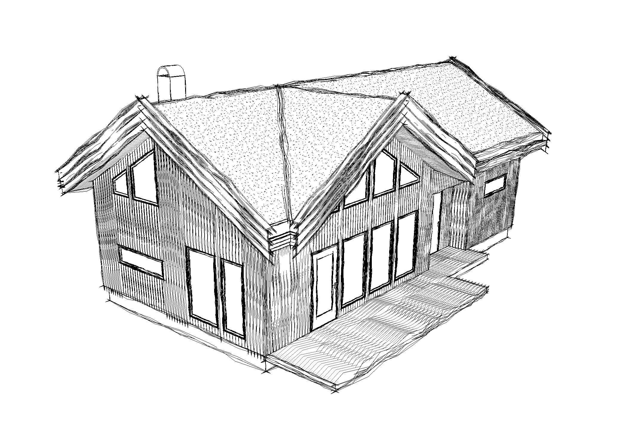Åklinuten  Areal: 89 m2 Soverom: 4
