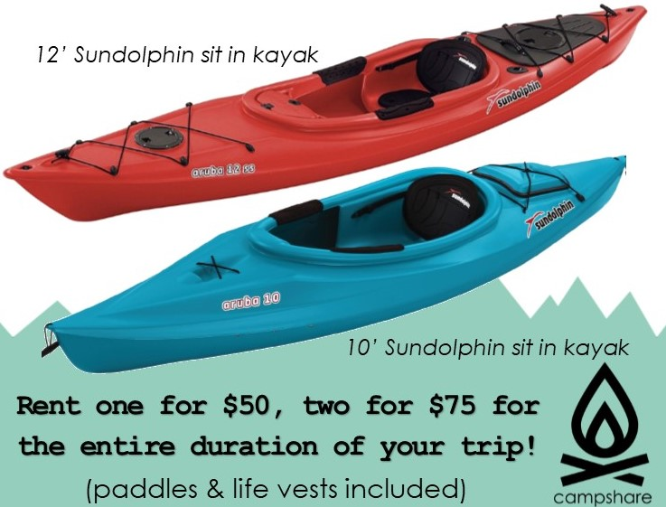 Kayak Rental Campshare.jpg