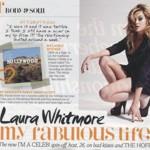 Laura Whitmore...
