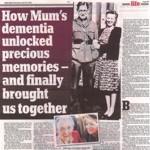 How Mum's dementia...