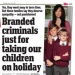 Branded criminals...