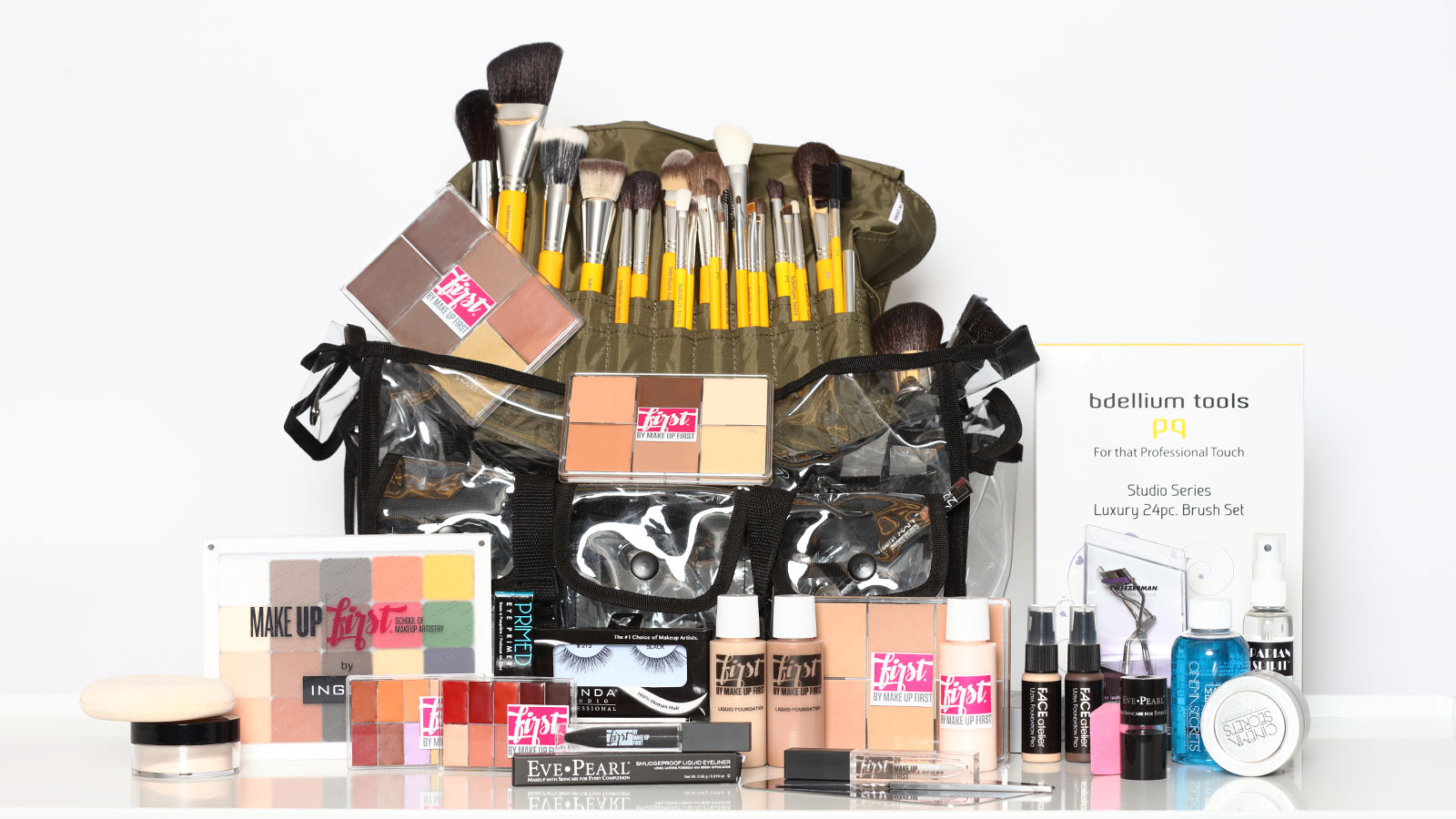 The Student Kit Make Up First