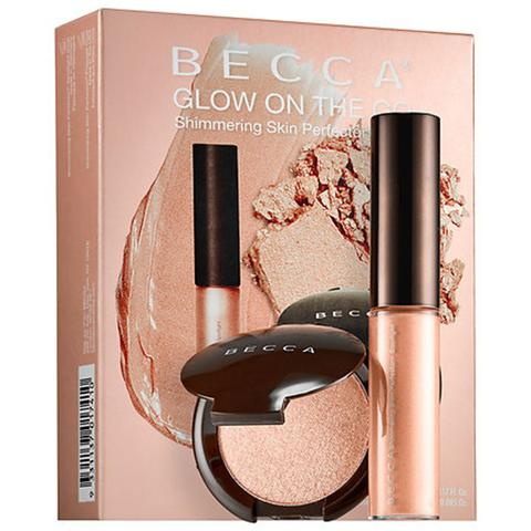 BECCASHIMMERING SKIN PERFECTOR®OPAL GLOW ON THE GO -