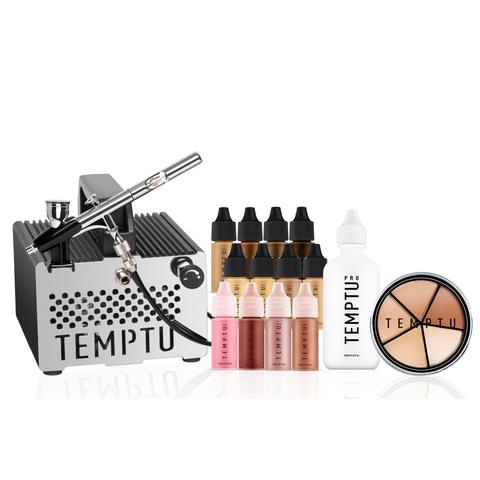 TEMPTU S-ONE BEST SELLING KIT -