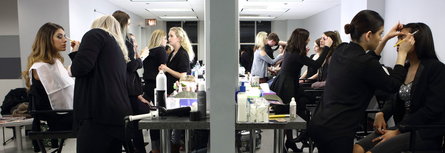 Make Up First® School attracts students from all over the world!  We also have local students who are unable to devote the time needed for the full, four weeks necessary to complete the two prerequisite Certificate Program courses.  In order to accommodate those students, Consolidated Basic Makeup I and II is offered periodically throughout the calendar year.  In the Consolidated Course, Basic Makeup I and Basic Makeup II, are combined and is taught over a consecutive five (5) eight-hour days.