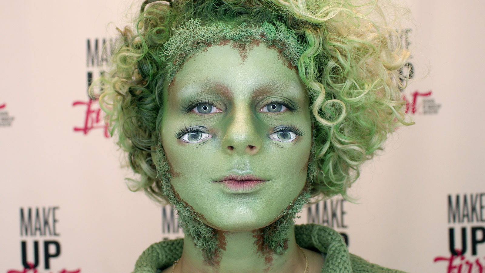 Theatrical Makeup B Make Up First