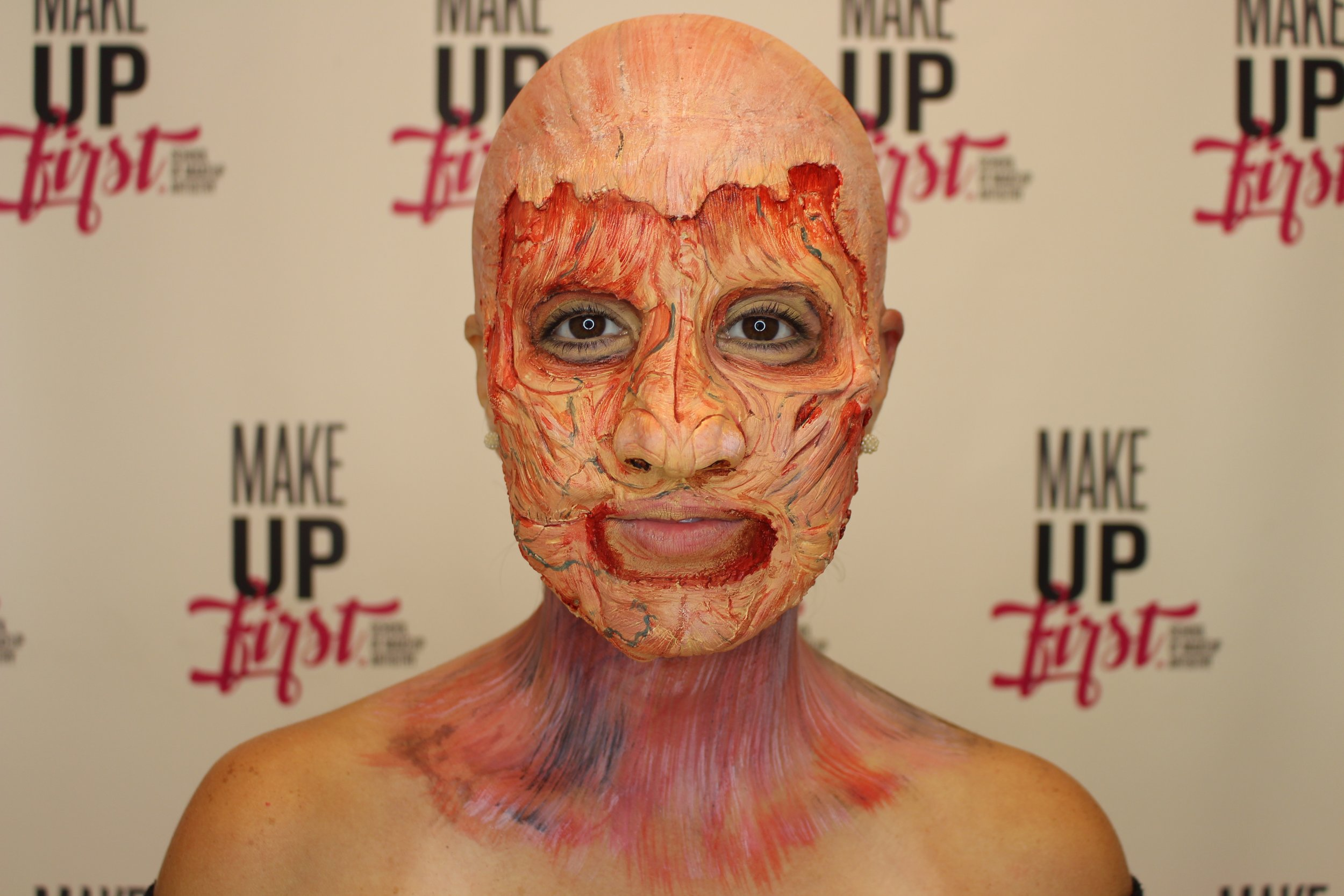 Advanced Theatrical 4 Make Up First
