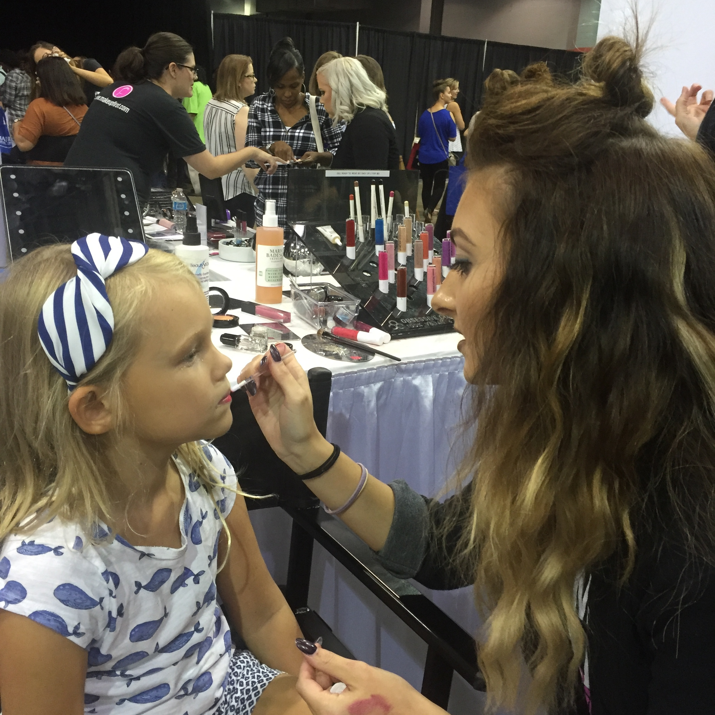 Make Up First Chicago Women's Expo 2017 1