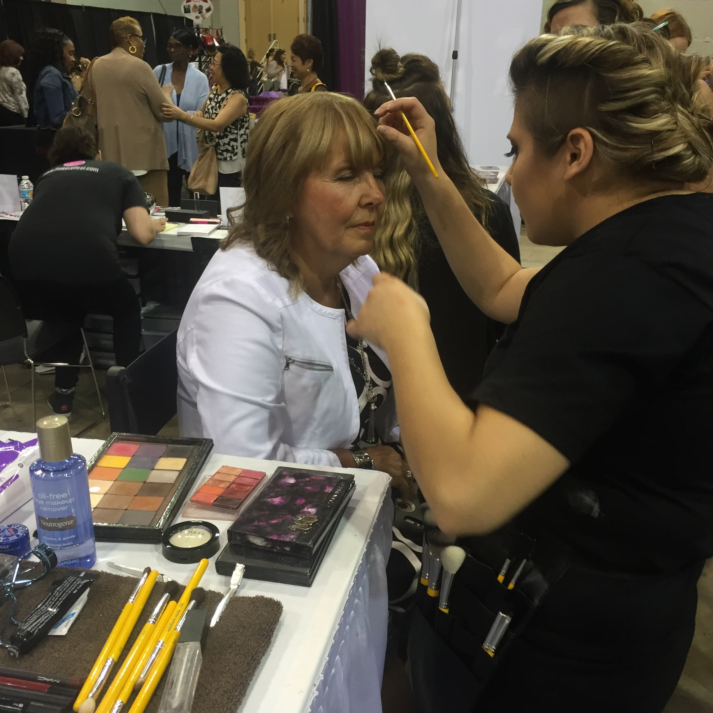 Make Up First Chicago Women's Expo 2017 5