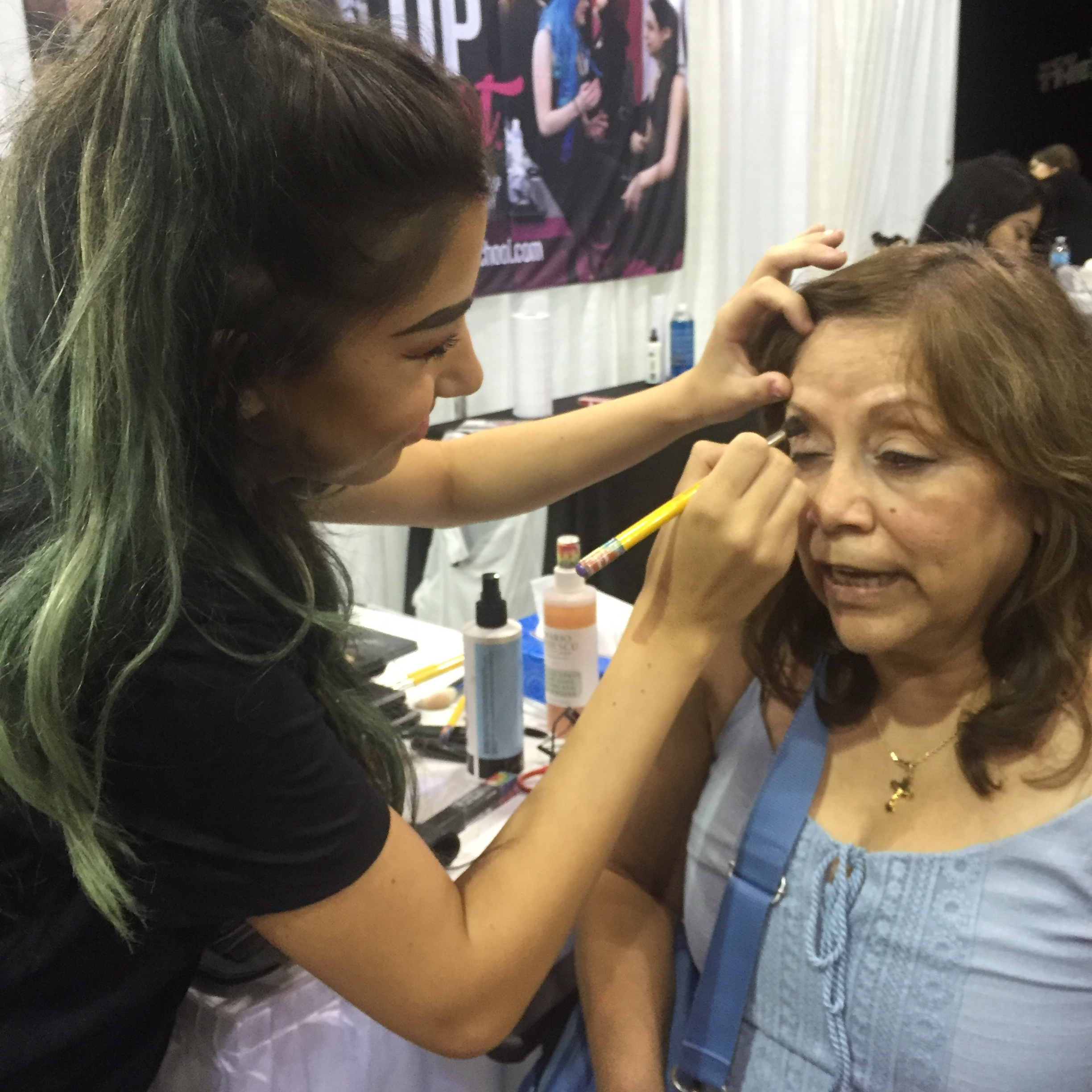 Make Up First Chicago Women's Expo 2017 6