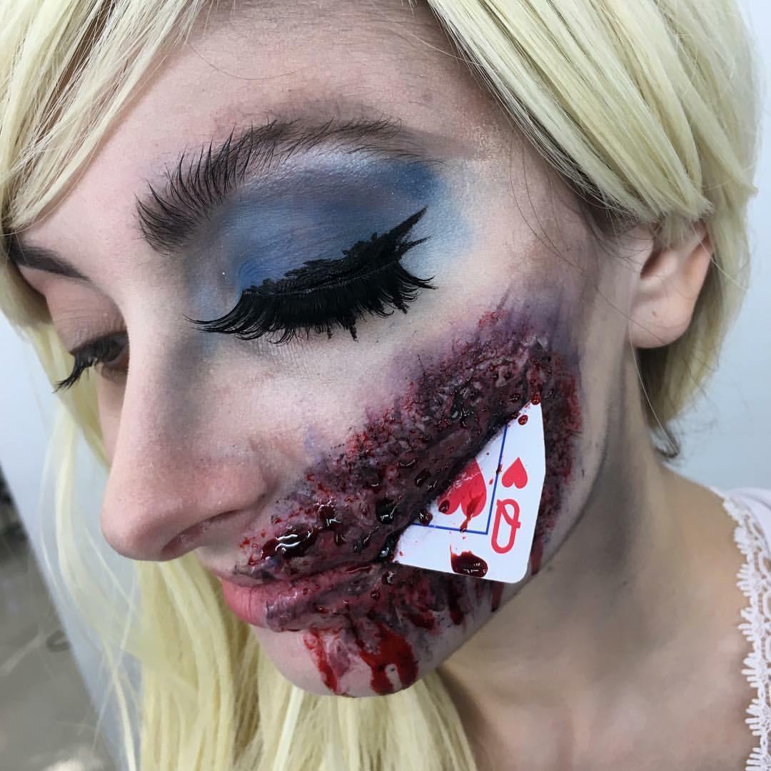 Make Up First WGN Around Town Halloween 3