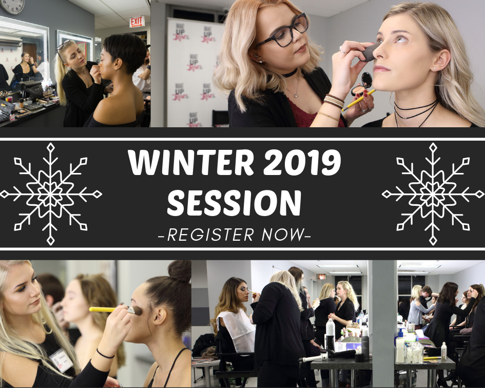 Make Up First Winter 2019 Makeup Certification Course