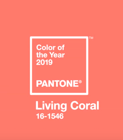 Make Up First Mini Monday Workshop Featuring Pantone's Color of the Year Living Coral