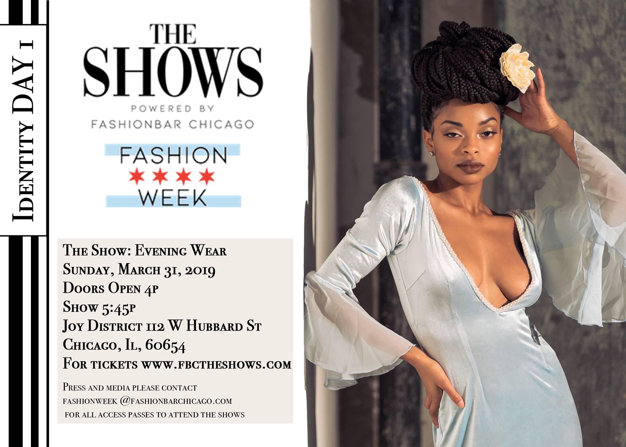 Make Up First at Chicago Fashion Week