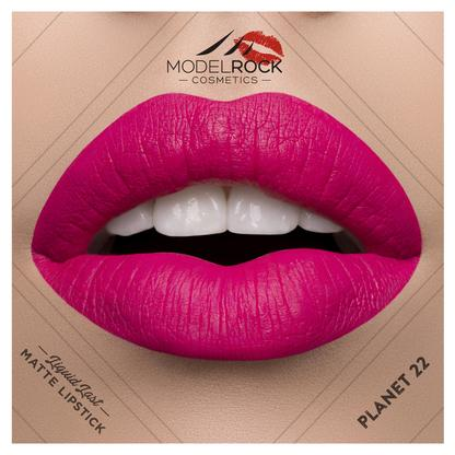 Model Rock Liquid Lip Planet 22