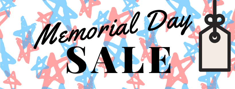 Make Up First Memorial Day Sale