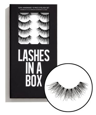 LASHES IN A BOX- N°29 10 Pack