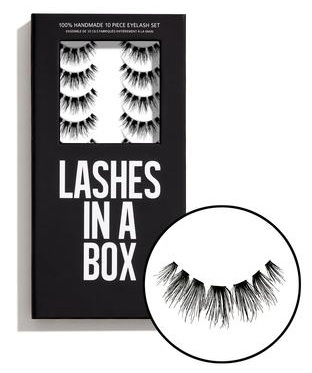 LASHES IN A BOX- N°23 10 Pack