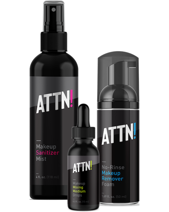 ATTN! Beauty Trio