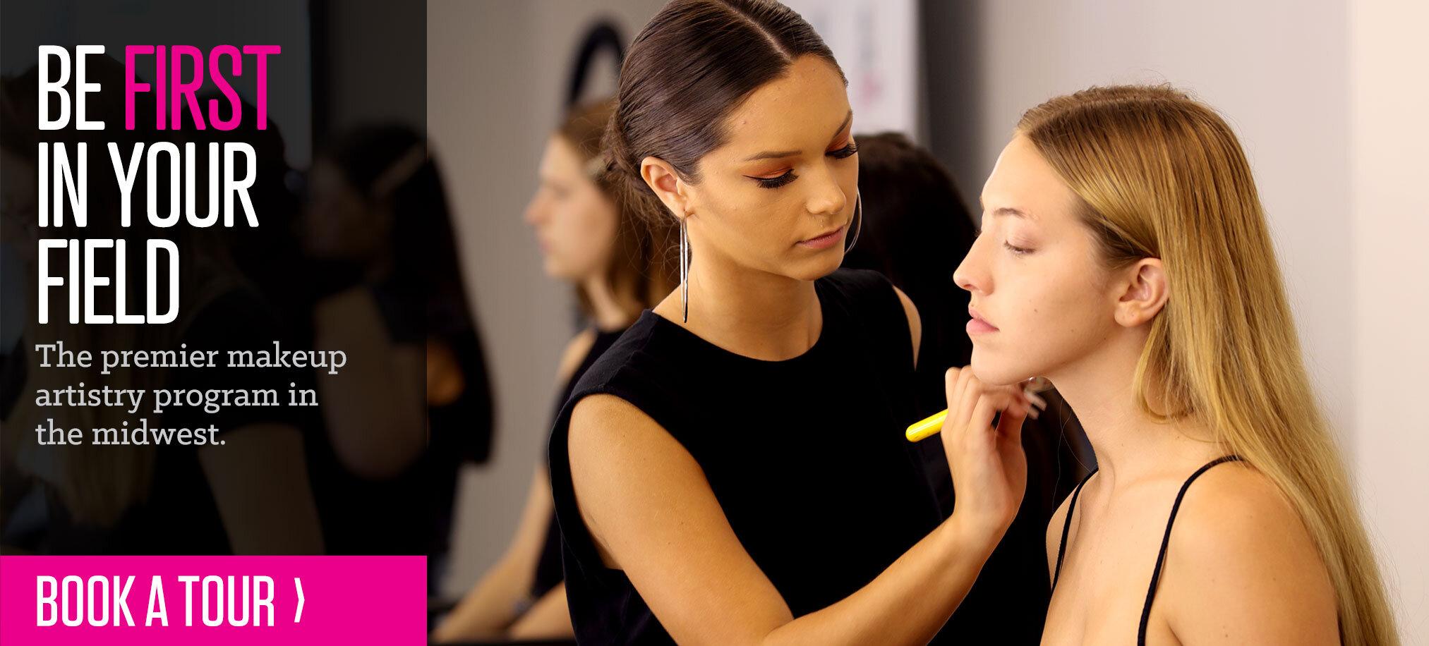 Make Up First School Of Makeup Artistry
