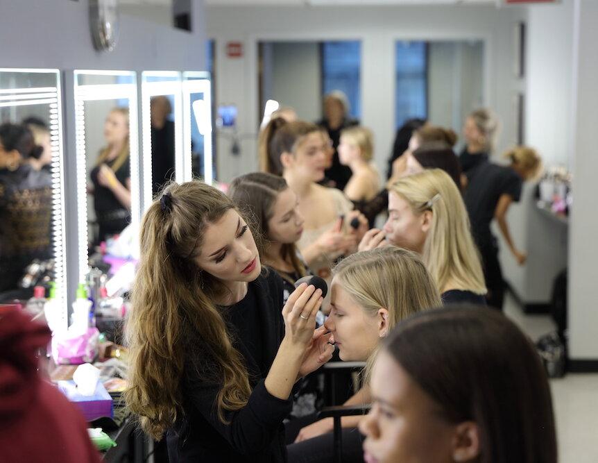 Makeup Student Blog Make Up First