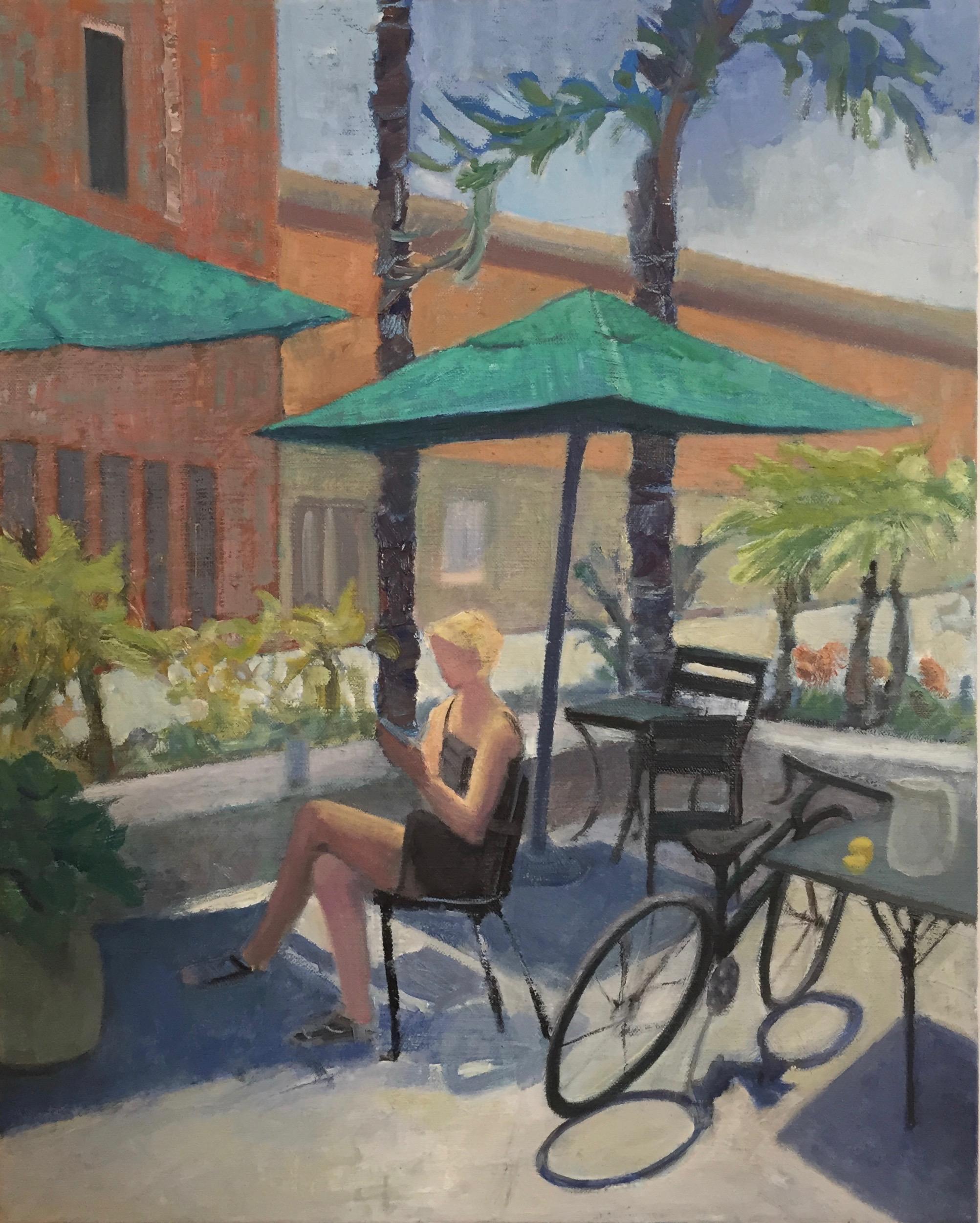 Hermosa Beach Cafe, CA