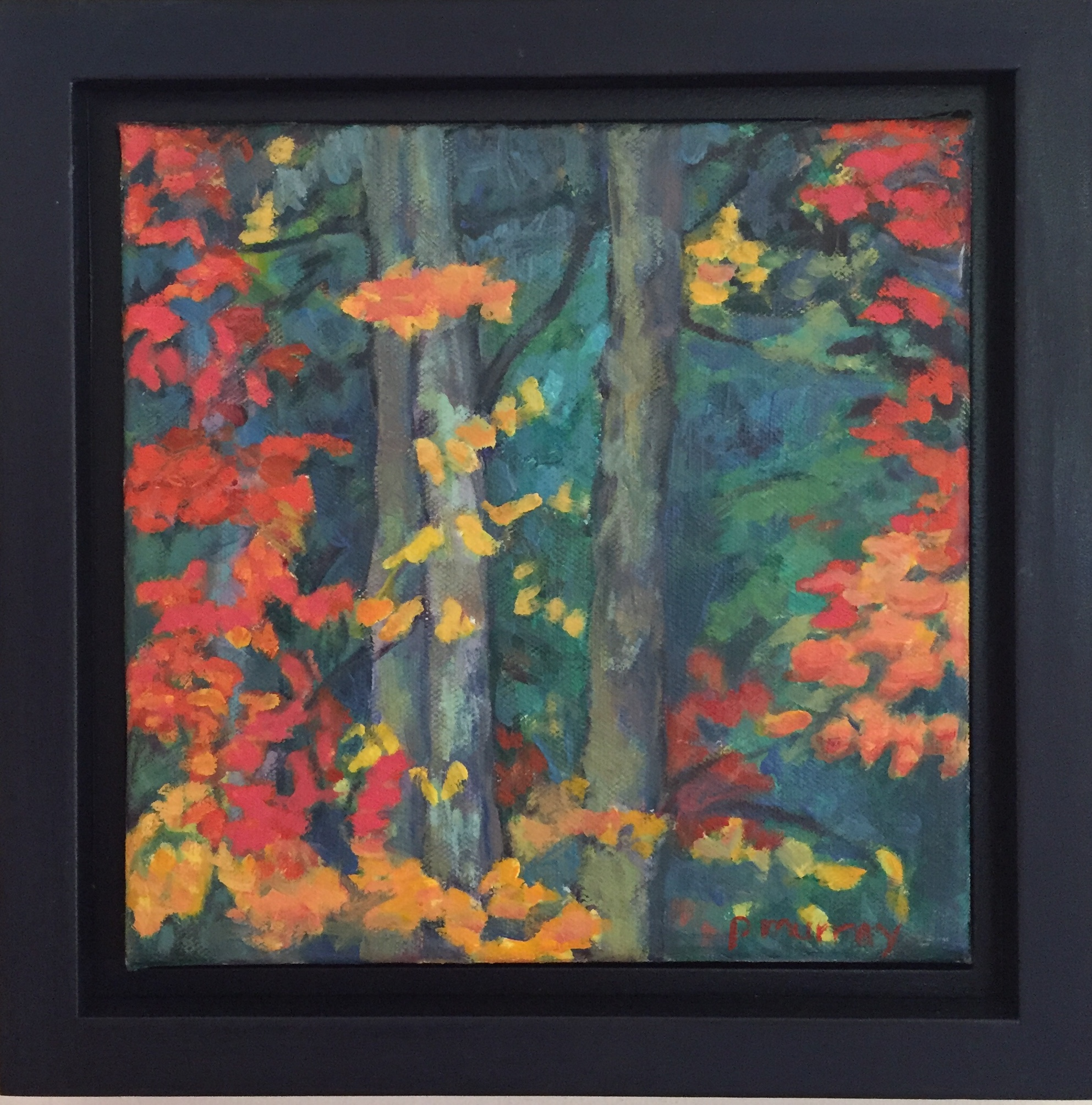 Autumn Audacity, NH