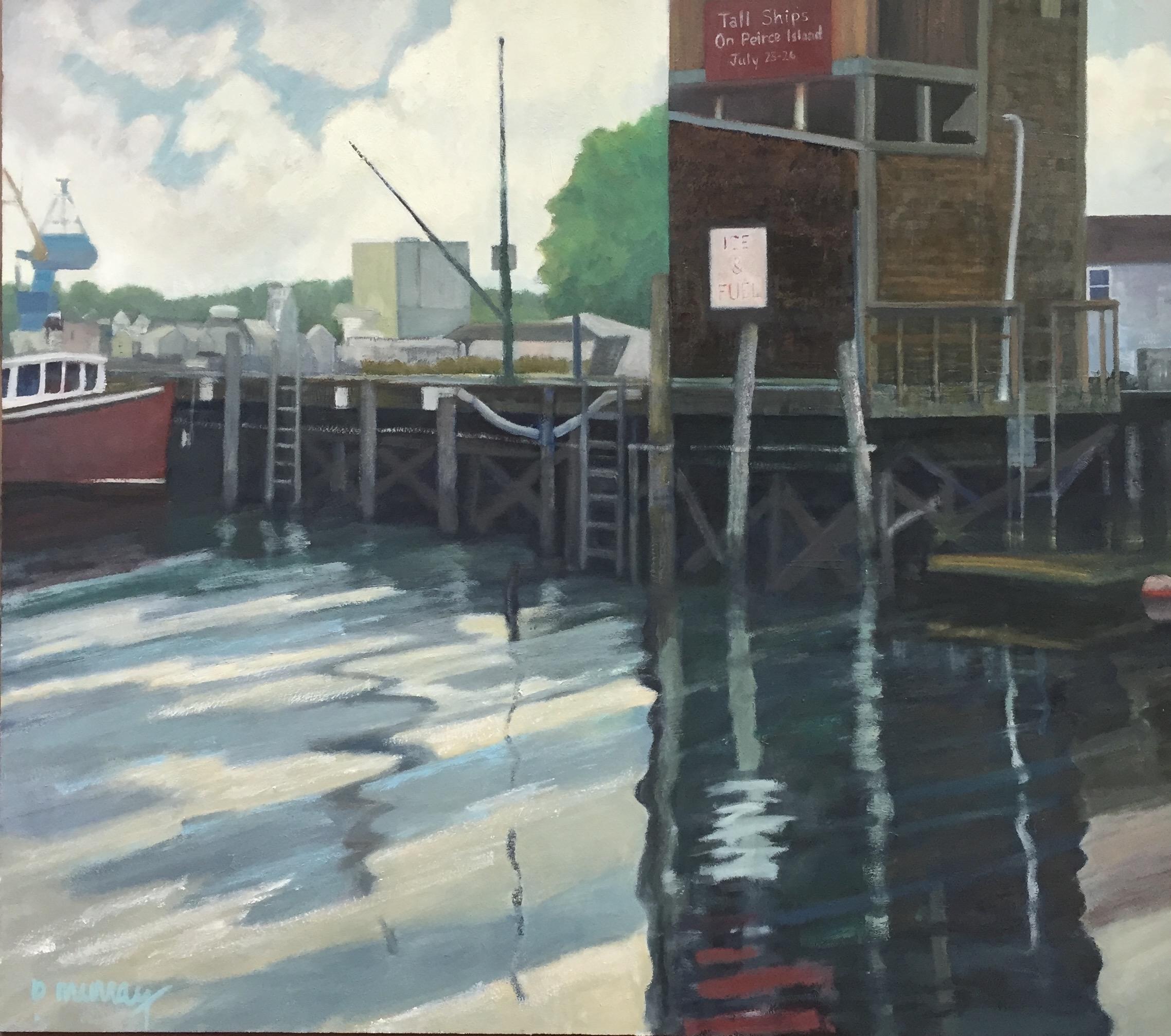 Peirce Island Wharf View #1