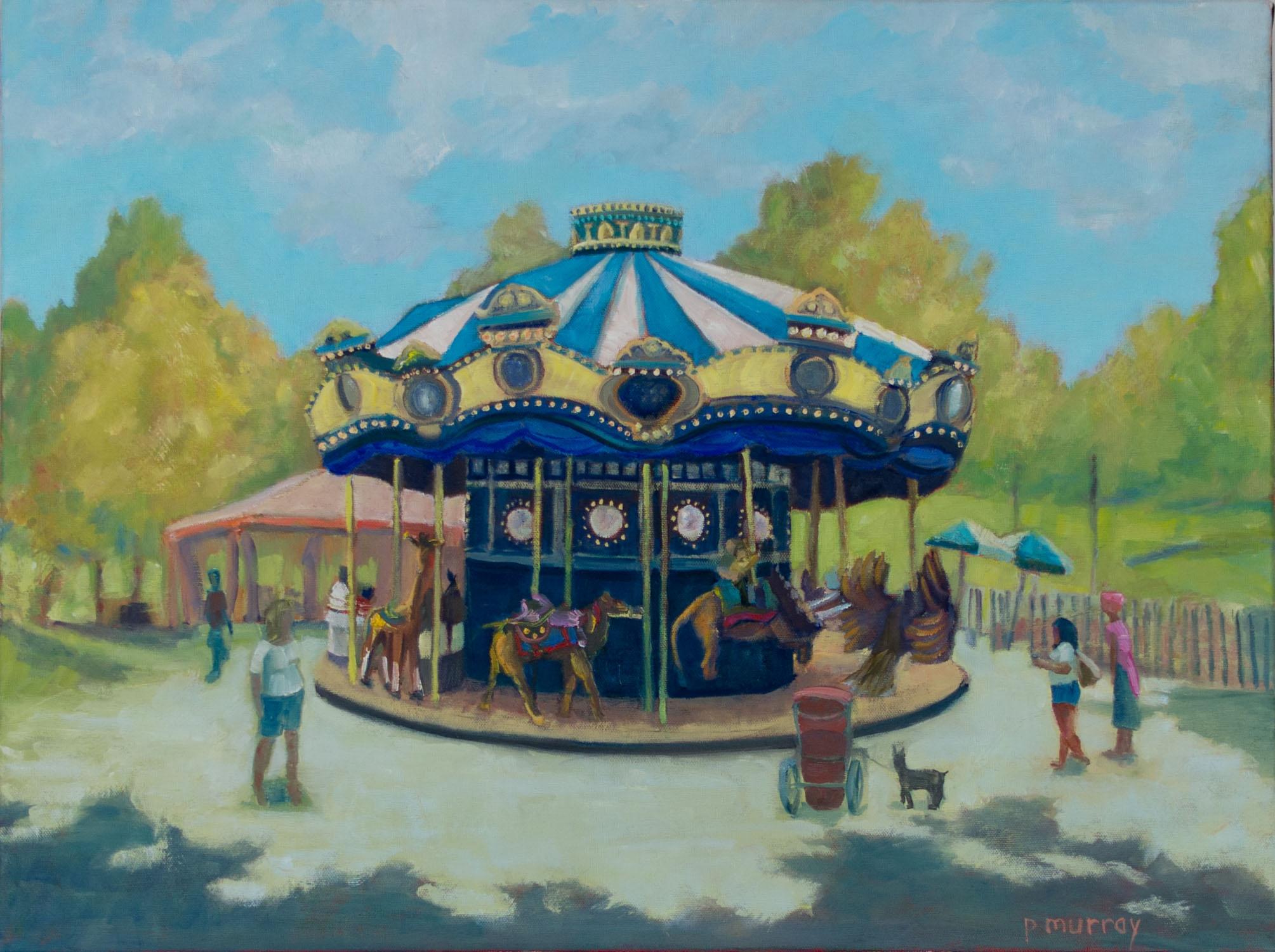 Carousel at Schenley Park