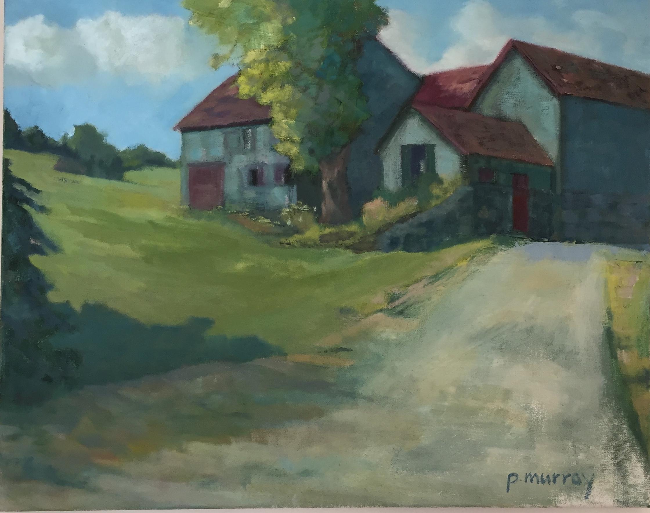 Old New Hampshire Farm