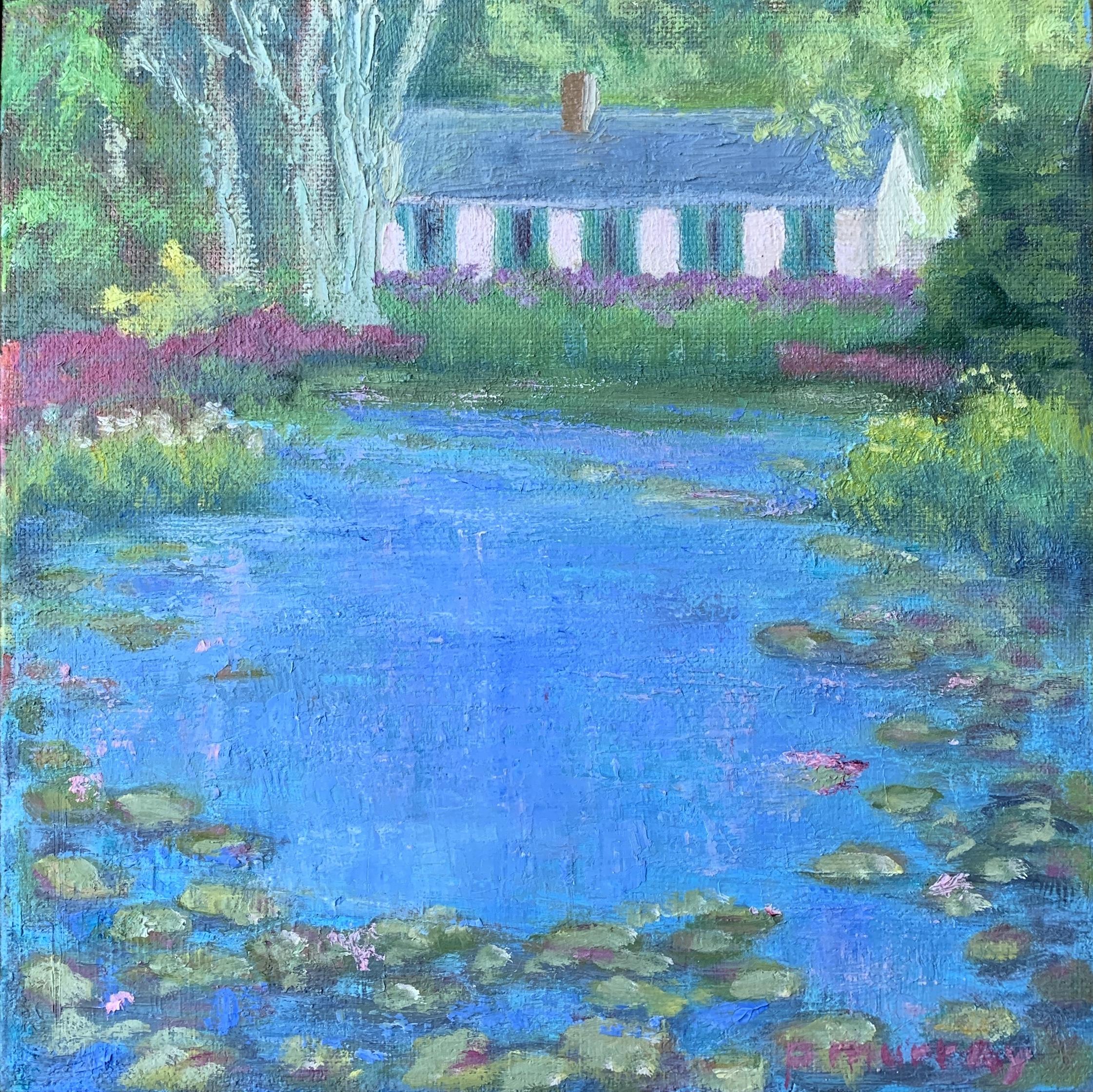 Monet's Home, Springtime
