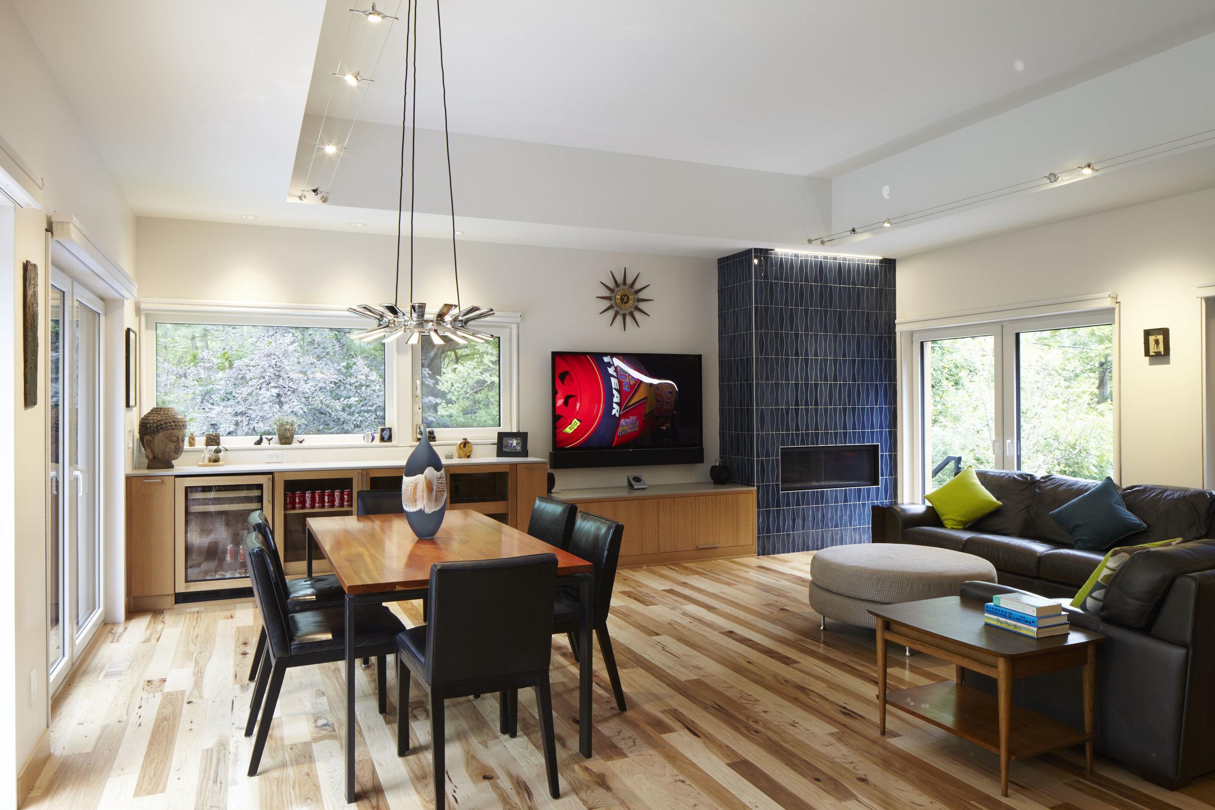 modern home living