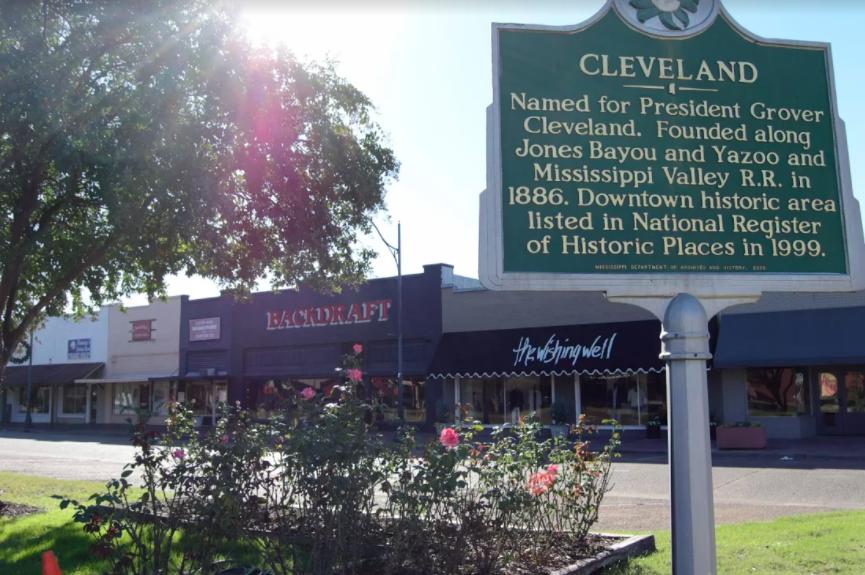 Cleveland Mississippi
