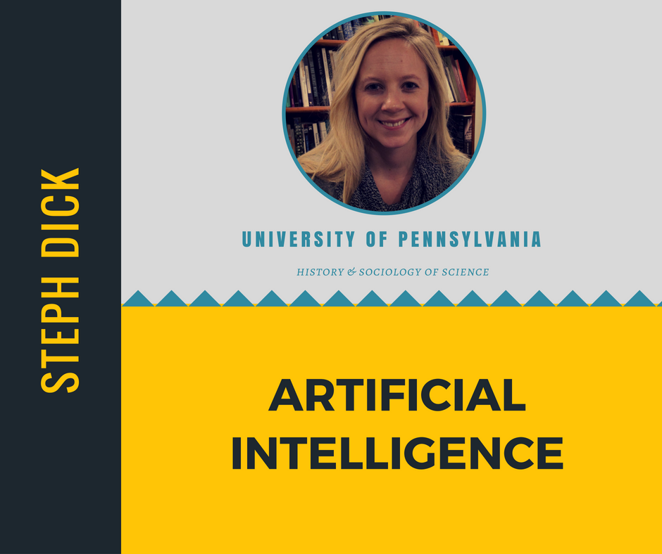 """Artificial Intelligence""   Steph Dick,  University of Pennsylvania"
