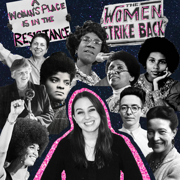 """""""In my feminist utopia, people would have a beautiful combination of human traits because empathy and aggression—opposite ends of the spectrum perhaps—are both just human qualities, as are nurturing and violence. There's often the misconception that feminists want to make men more feminine, but that's not the goal. The goal is to realize that the notions of masculinity and femininity are both constructs; they don't really mean anything. We like to say that masculine traits include aggression, motivation, and leadership, and femininity is gentleness, nurturing, and empathy. But, none of these traits inherently have a gender, just like makeup doesn't have a gender, an article of clothing—cotton—doesn't have a gender, and the smell of a body wash doesn't have a gender. All of these things are tied to two different genders because they're displayed in each gender in different proportions and therefore, they're conflated as being masculine or feminine, but they're just human traits that are more common in one gender than the other. Quite frankly, this misconception is the reason why people are afraid of transgender people—of anyone straddling ambiguity that we can't put in a box—because we like to have rigid constructs.  What feminism ultimately aims to do is to get to a place where gender, sex, race, and class don't matter because we would be liberated from the oppression that is currently tied to each of those constructs. It would be a place where everyone dresses as they want, wears makeup or doesn't wear makeup, pursues whatever job they want to pursue, doesn't pursue a job at all, etc. We would be our genuine, authentic selves in whatever way is most fruitful and fulfilling for each of us. Personally, I would have to look inward to figure out who I am as a human being with all these constructs, demands, and expectations aside. I'm not just a woman; I'm not just a white person; I'm not just heterosexual; I'm not just all these identities all stacked together on top o"""