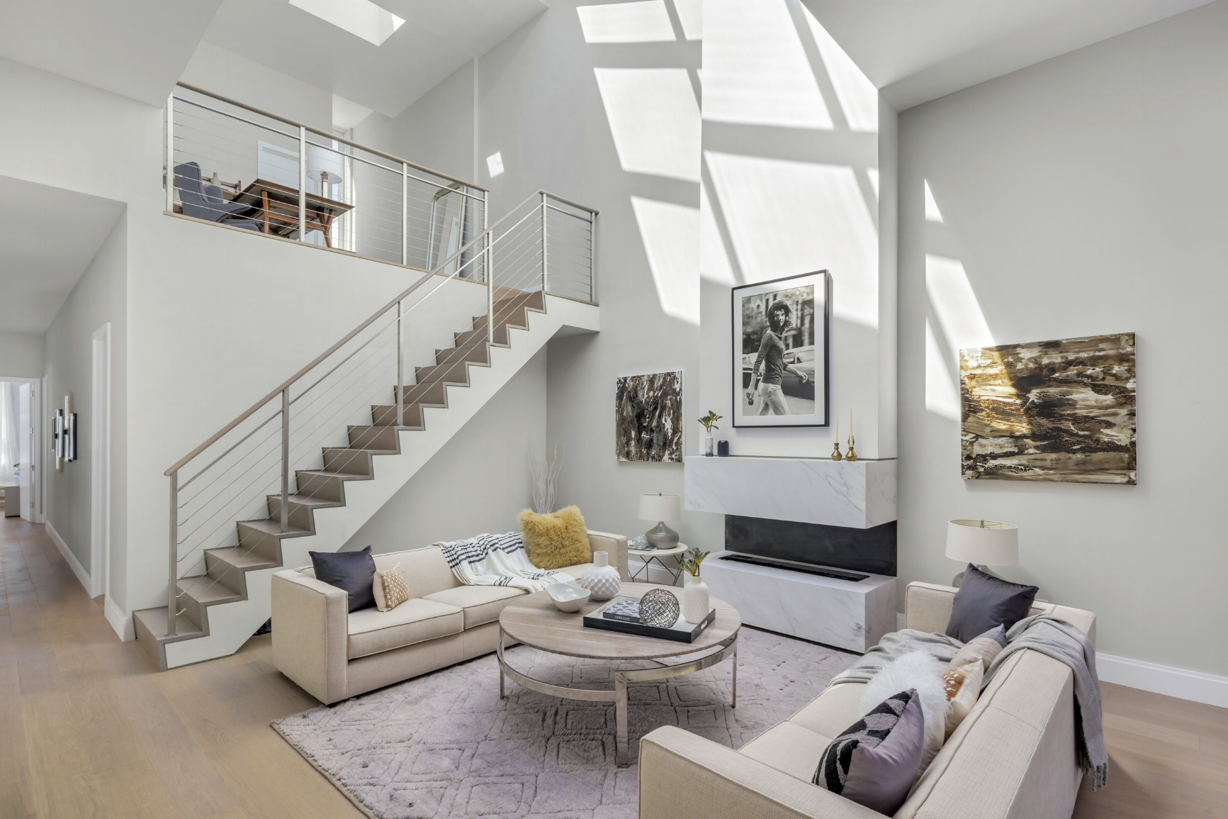 Lispenard Penthouse