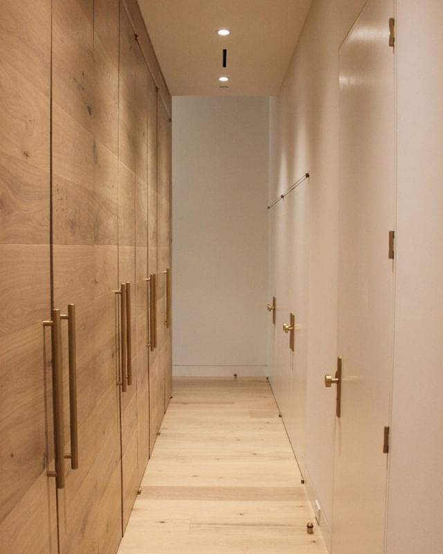 Looking back at an interior renovation of loft in SoHo . . #freyerarchitects #loftstyle #loftapartment #interiorarchitecture #closetdesign #architecture #nycarchitecture #gutrenovation #interiorrenovation #interiorarchitecture #architecture #renovation #sitevisit #jobsite #construction #soho #nyc #manhattan #sohonyc #interiordesign